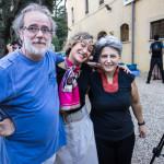Gabriele Agostini, Marika Rizzo e Linda De Nobili